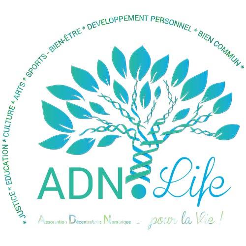 Logo ADN Life Association Décentralisée Numérique